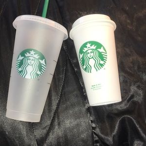 Starbucks Drink Cups